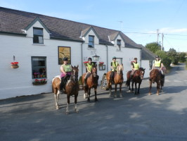 Horse Riding Holidays Wales